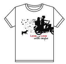 desain gambar untuk distro cara membuat desain kaos baju t shirt distro dengan photoshop