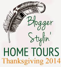 my thanksgiving table stylin home tours dimples and