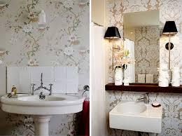 best wallpaper for bathrooms boncville com