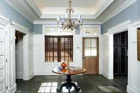 Curtain Crown Molding Crown Molding On Tray Ceiling Ceiling Niche Bedroom Contemporary