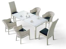 White Patio Dining Set by 20 Best Patio Furniture Images On Pinterest Modern Patio Patio