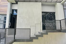 two modern loft houses long stay hub