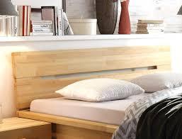 Schlafzimmer Komplett 160x200 Massivholzbett Caspar 160x200 Kernbuche Geölt Stauraumbett