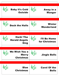 printable christmas carol game cards pictionary