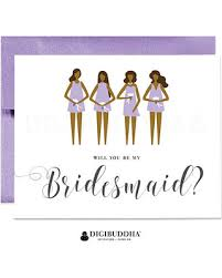 in bridesmaid card hot sale will you be my bridesmaid card purple dress bridesmaid