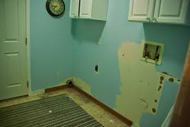 tiling the laundry room u2022 our house now a home
