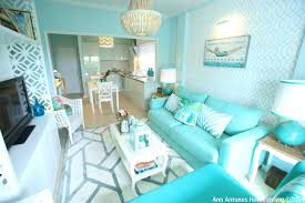 coastal inspired beach house seaside inspired turquoise blue