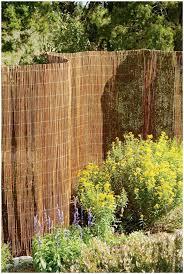 backyards amazing image of bamboo fencing roll split 34 backyard