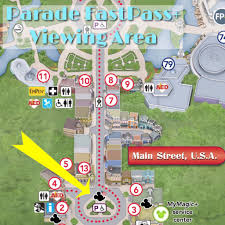 for parade fastpass for parade and fireworks viewing