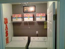 Decorated Laundry Rooms by Laundry Room Storage Ideas Dzqxh Com