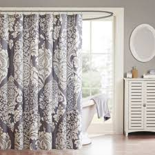 Park Shower Curtains Buy Oversized Shower Curtains From Bed Bath U0026 Beyond