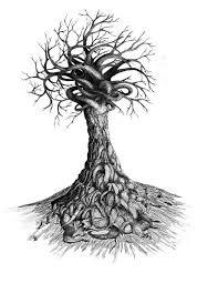 twisting tree 2 by dizdrawspictures on deviantart