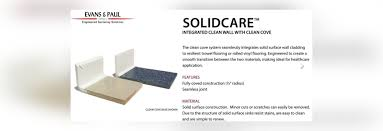 clean wall solidcare integrated clean wall with clean cove new york ny usa