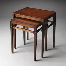 butler specialty nesting tables butler specialty nolan plantation cherry nesting tables 2219024
