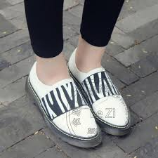 superstar skimmers shoes color match light mouth shoes woman coat