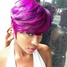 black hairstyles purple 15 black girls with short hair short hairstyles 2016 2017