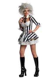 his and hers costumes his and hers beetlejuice couples costumes for