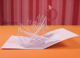How To Make Origami Greeting Cards - greeting card crafts project ideas 123peppy greeting