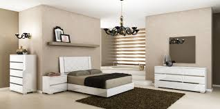 diamanti multiple sizes bed in white eco leather headboard with