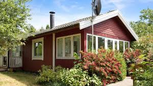 little red cottage in denmark beautiful small house design youtube