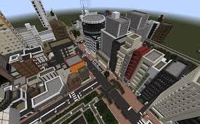 modern japanese city