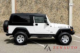 2006 jeep rubicon unlimited 2006 jeep wrangler unlimited rubicon 2dr suv 4wd in sacramento ca