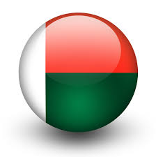 Flag Circle Madagascar Flag Colors Madagascar Flag Meaning History
