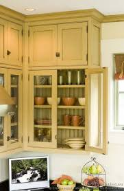 Kitchen Cabinet Doors Glass 157 Best Glass Cabinets Images On Pinterest Glass Cabinets