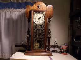 Ridgeway Grandmother Clock Rymer U0027s Clock Repair Home