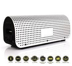 Minimalist Computer Speakers by Amazon Com Karnotech Remax Bluetooth Speaker Portable Desktop