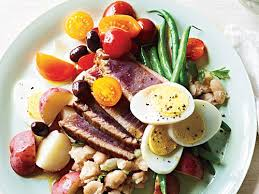 fresh tuna recipes cooking light