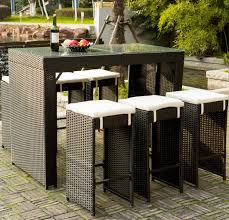Outdoor Dining Rooms by Dining Room Amazing Low Back Dining Chair Rattan Showing Rattan