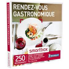 smartbox cuisine du monde box rendez vous gastronomique smartbox espace culturel e leclerc