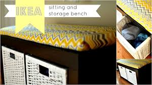 ikea bench with storage sitting and storage bench ikea storage shelf unit place of my
