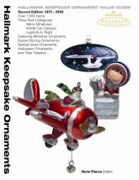 hallmark keepsake ornament value guide