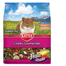 kaytee fiesta chunky guinea pig food small pet food petsmart