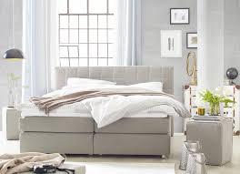 Wohnideen Schlafzimmer Bett Gut Gebettet Im Boxspringbett Von Smart Schlafzimmer Pinterest