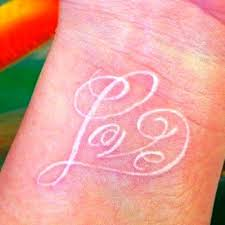the 25 best small white tattoos ideas on pinterest white