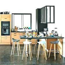 chaise de bar cuisine table bistrot alinea alinea chaise bar alinea table de bar tabouret
