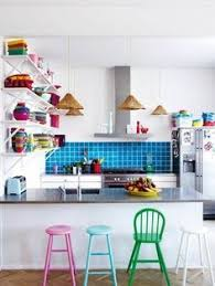 colorful kitchen design 70 best colorful kitchen design images on pinterest kitchens