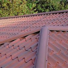 Barrel Tile Roof Classic Metal Tile Roofing Repair U0026 Installation Destin Roofing