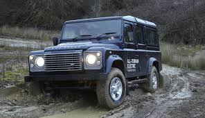 land rover off road land rover electric defender off road ev headed for geneva