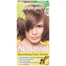 light golden brown hair color nutrisse permanent haircolor light golden brown 63 1 application