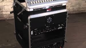 Audio Rack Diy Gator Case U0027s Pop Up Console Rack Case Youtube
