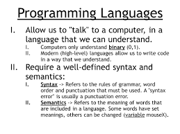 an introduction for programmers ppt download