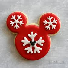 disney themed christmas cookies christmas cookies mickey mouse