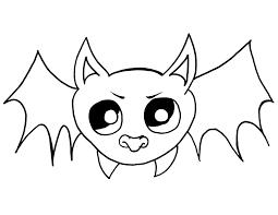 drawing bats for halloween u2013 fun for halloween