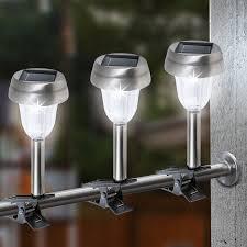 balkon accessoires solarleuchten für balkon best 25 solarkugeln garten ideas on