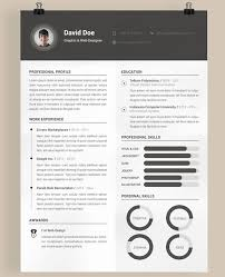 modern resume format new resume formats cool resume