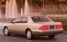 2000 lexus ls used 2000 lexus ls 400 sedan pricing for sale edmunds